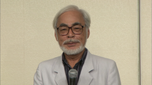 """Kainós Magazine® Never ending man Hayao Miyazaki"""