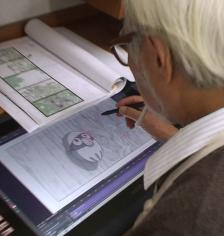 """Kainós Magazine® Never ending man Hayao Miyazaki recensione al film"""