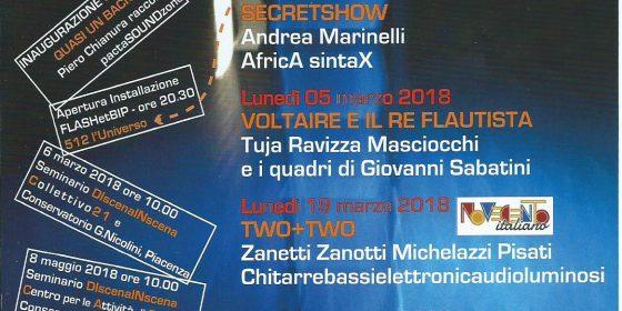 """Kainós Magazine® pactaSOUNDzone al Pacta di Milano"""