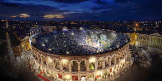 """Kainós Magazine: Arena di Verona Opera Festival 2018"""