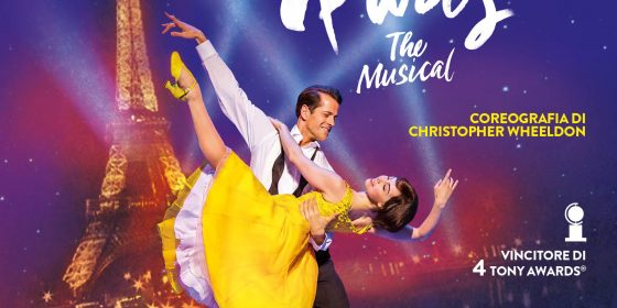 """Kainós Magazine® An American in Paris al cinema"""