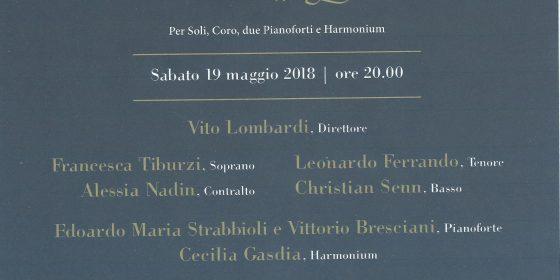 """""""Kainós Magazine® Petite Messe Solennelle omaggio a Rossini al Filarmonico di Verona"""""""