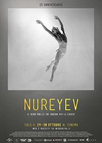 """Kainós Magazine® Nureyev il film evento CS"""