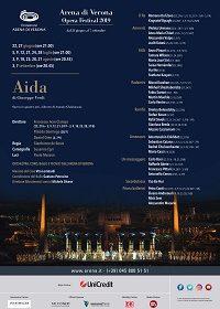 """""""Kainós Magazine: OPERA FESTIVAL 2019: AIDA recensione alla prima all'Arena di Verona"""""""