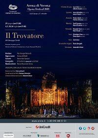 """""""Kainós Magazine: VERONA OPERA FESTIVAL 2019: IL TROVATORE recensione alla prima all'Arena di Verona"""""""