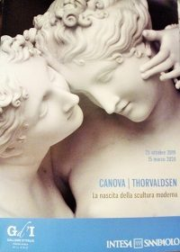 """Kainós Magazine® Canova-Thorvaldsen La nascita della scultura moderna recensione mostra"""