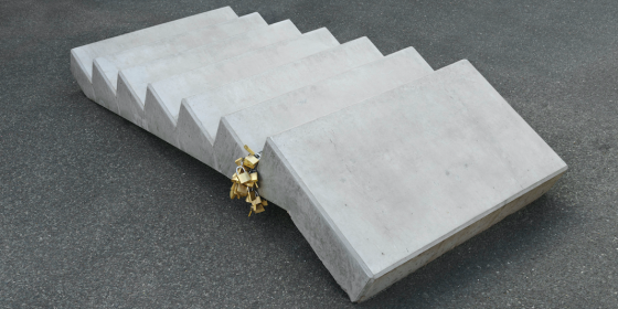 """Kainós Magazine® Mostra Monica Bonvicini As walls Keep shifting"""