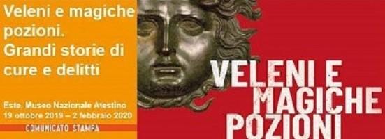 """""""Kainós Magazine® Mostra Veleni e magiche pozioni"""""""