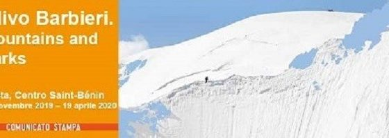 """Kainós Magazine® Mostra Olivo Barbieri Mountains and Parks"""
