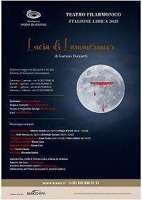 """""""Kainós Magazine® Filarmonico apre la stagione 2020 con la Lucia di Lammermoor"""""""