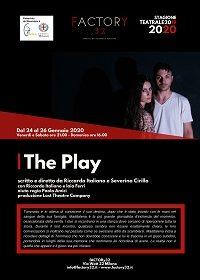 """""""Kainós Magazine® The Play recensione alla prima nazionale al factory32"""""""