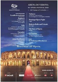"""""""Kainós Magazine® Presentazione 98° Opera Festival Arena di Verona"""""""