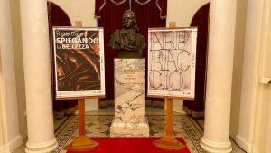 """Kainós Magazine® City post il Teatro Pergolesi si fa opera d'arte"""
