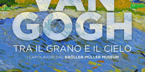"""""""Kainós Magazine® Van Gogh Tra il grano e il cielo"""""""