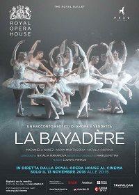 """Kainós Magazine® La Bayadère in diretta via satellite_CS"""