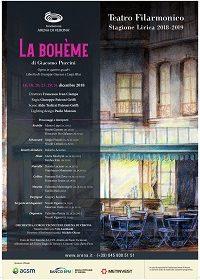 """Kainós Magazine La Bohème apre la Stagione Artistica al Teatro Filarmonico di Verona"""