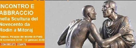 """""""Kainós Magazine® Mostra Incontro e Abbraccio nella scultura del Novecento da Rodin a Mitoraj"""""""