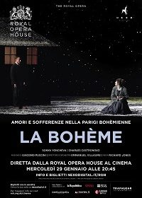 """Kainós Magazine® La Bohème in diretta via satellite"""
