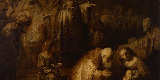"""""""Kainós Magazine® Rembrandt alla Pilotta di Parma"""""""