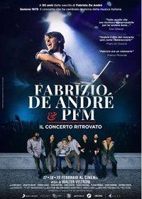 """""""Kainós Magazine® Fabrizio De André&PFM. Il concerto ritrovato recensione al film"""""""
