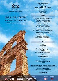 """""""Kainós® Magazine Arena Opera Festival 2021"""""""